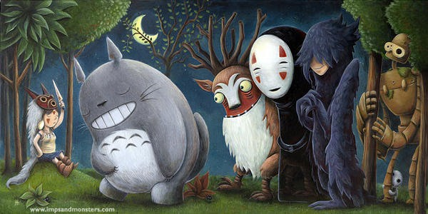 Ghibli Fan Shop for better products