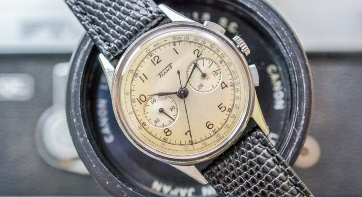 Vintage Chronograph Watches