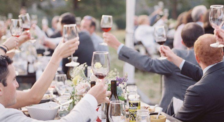 Beautiful wedding toasts