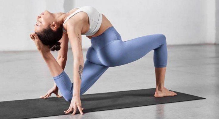 yoga clothes hong kong